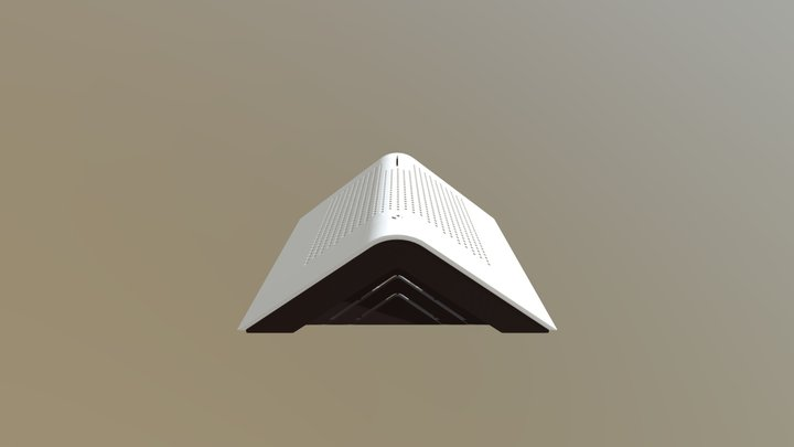 Viasat Home Modem (Business) 3D Model