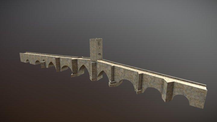 Puente de Frías 3D Model