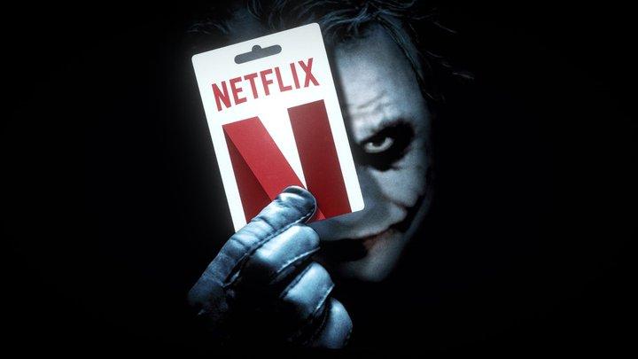 Hello Netflix 3D Model