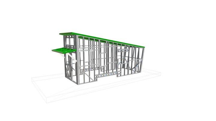20' x 8' - the Casula 3D Model