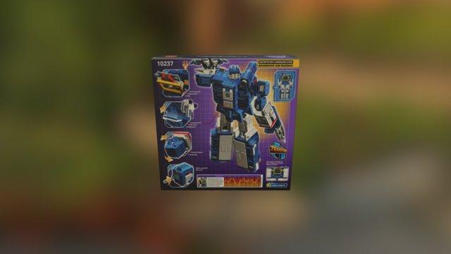 Transformer NEW 3D Model
