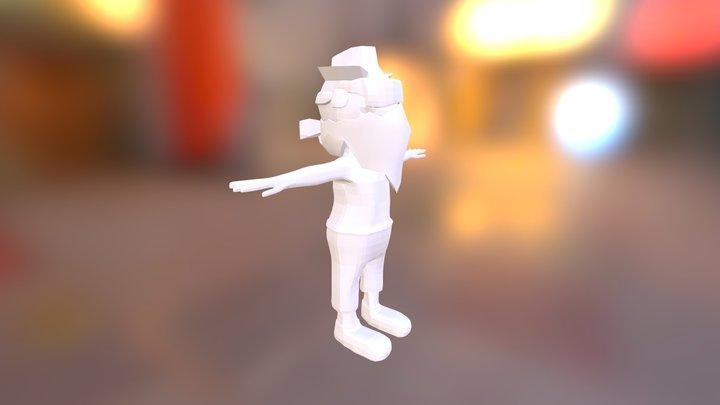 Soo2 3D Model