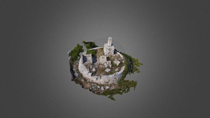 TORRE DE PORTOCOLOM // 2017 3D Model