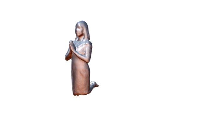 Model (3) 3D Model