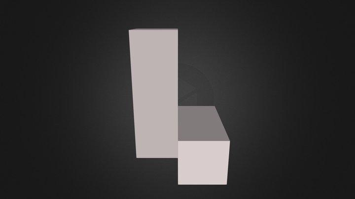 Puzzle Cube Part 1 3D Model