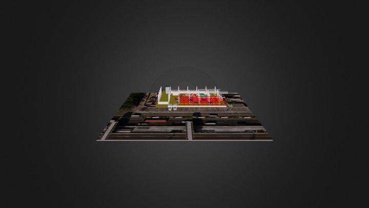 new scat ndl 3D Model