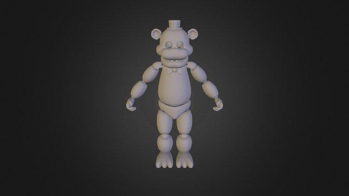 Freddy model 3D Model