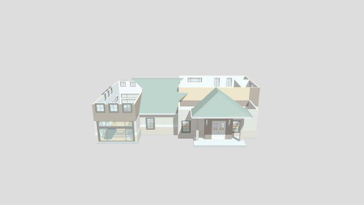 Kumar Option A-SF 3D Model