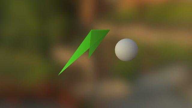 p 3D Model