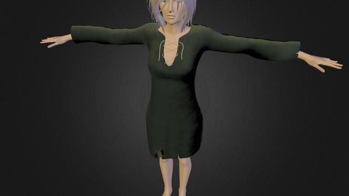 ALEX 3D Model