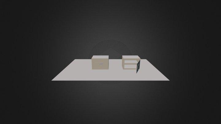Dae 3D Model