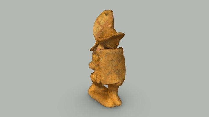 Libarna - Gladiatore 3D Model