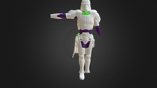 armor addons 3D Model