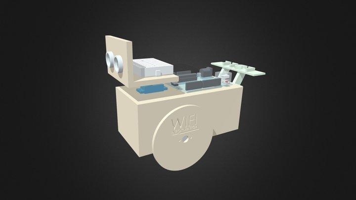 L3LL² - Kit di Robotica Educativa 3D Model