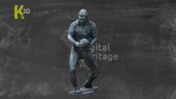 Mick O'Dwyer 3D Model