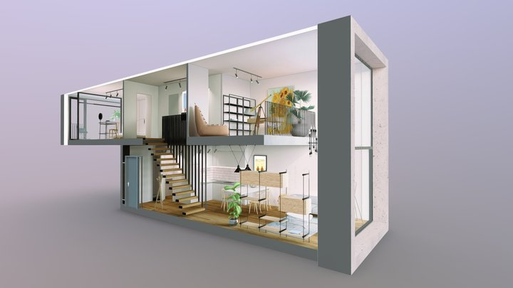 Apartment RP 3D Model
