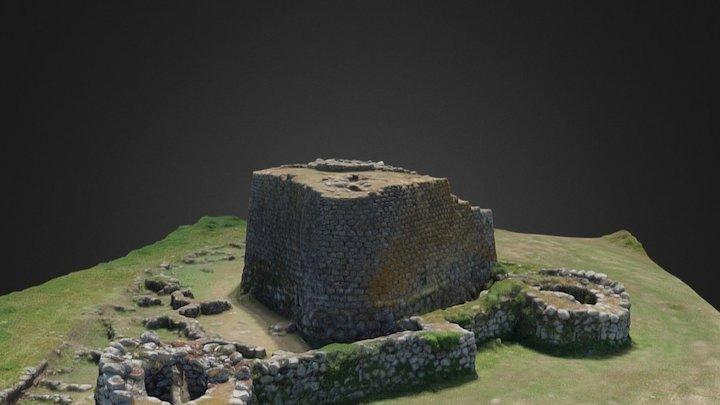 Nuraghe Losa - Abbasanta (OR) 3D Model