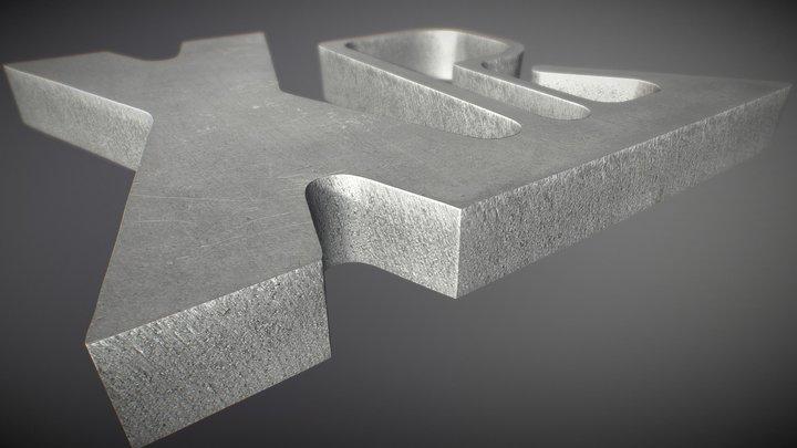 XPR300 - 알루미늄 절단 샘플  (KO)