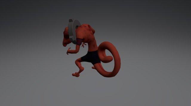Chammy 3D Model