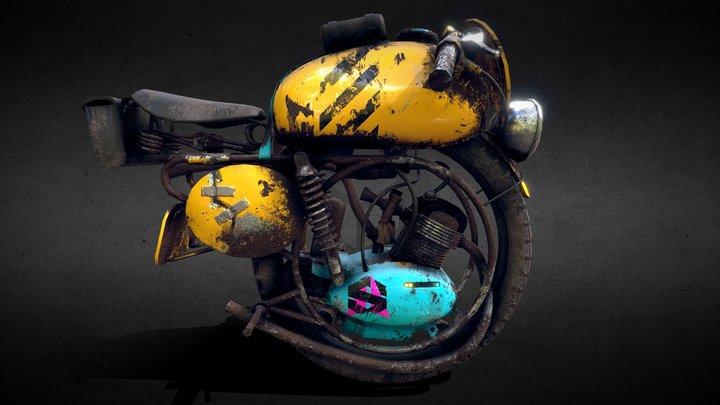 Catch-A-Ride 3D Model