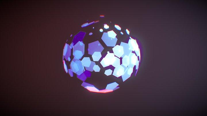 Portal Effect 3D Model