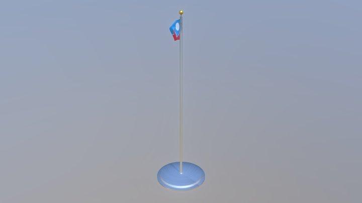 flag (paphyria) 3D Model