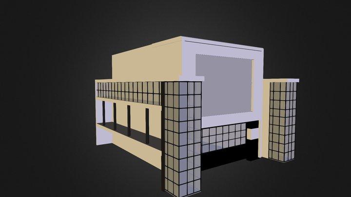 1498 3D Model