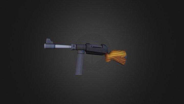 MP41 3D Model