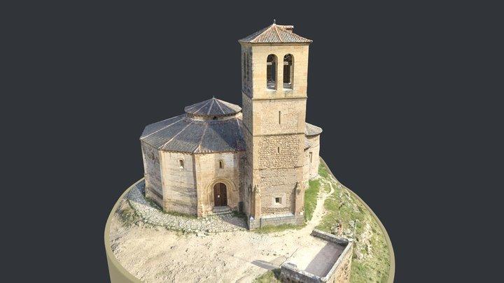 Iglesia de la Vera Cruz (Segovia) 3D Model