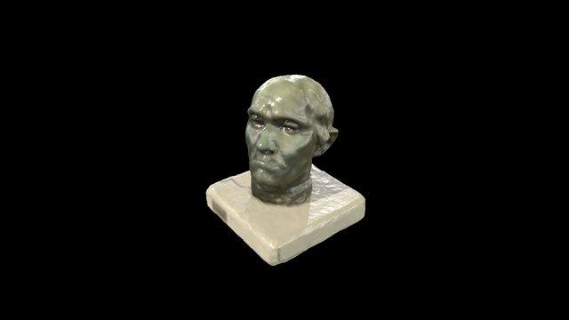Sculpture 02 3D Model