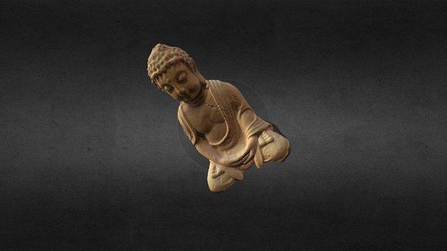 Buddha 3D Builder 3D Model