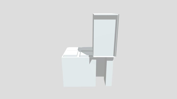 Chair Tingy 3D Model