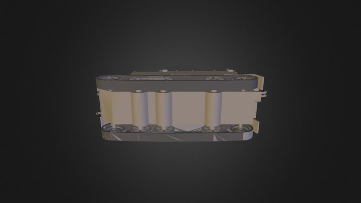 Eng 3 Universal Carrier Assembly 3D Model