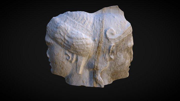 Theseus and Ariadne 3D Model