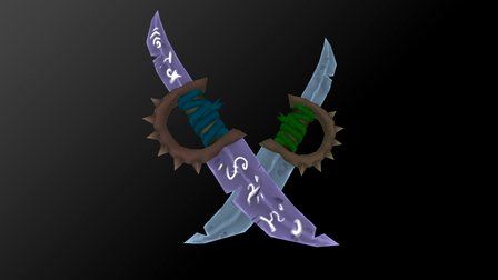 small claws 3D Model