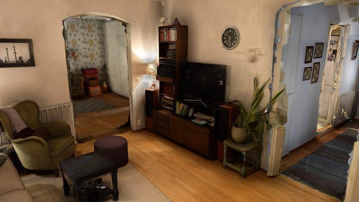 Home sweet home 3D Model