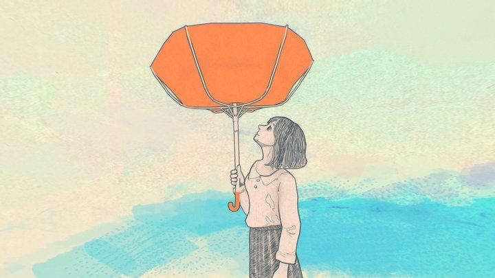 Umbrella  [Kenshi Yonezu - Eine Kleine] 3D Model