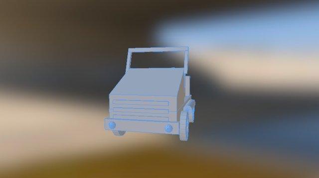 Carrinho Pronto2 3D Model