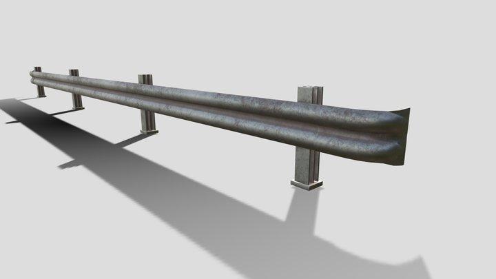Rail Guard 3D Model