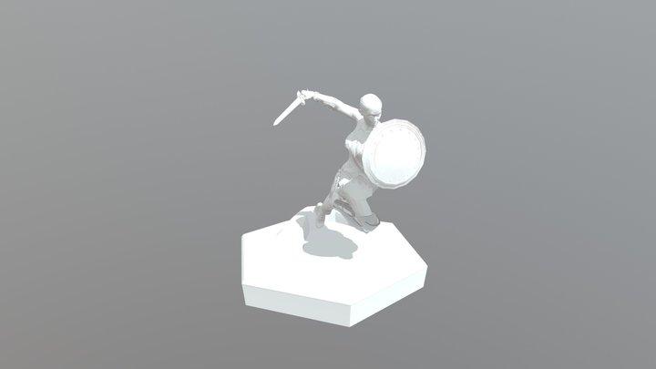 Amazonian 3D Model