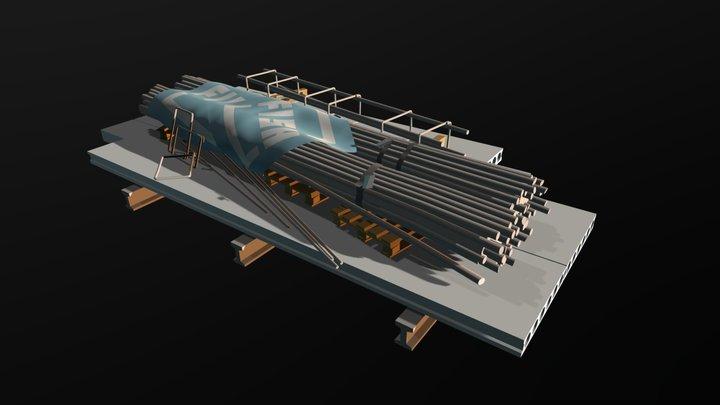 Armature_DRAFT 3D Model