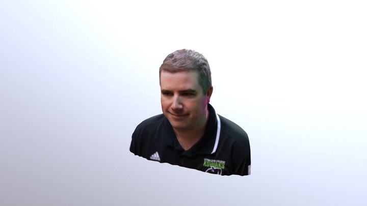 Gavin textured 3D Model