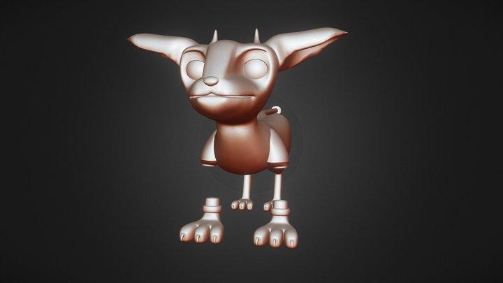 Monster Child (v.1) 3D Model