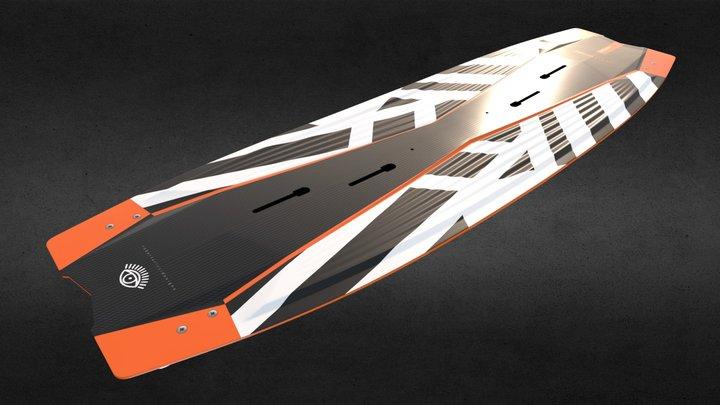 Poison V5 LTD 3D Model