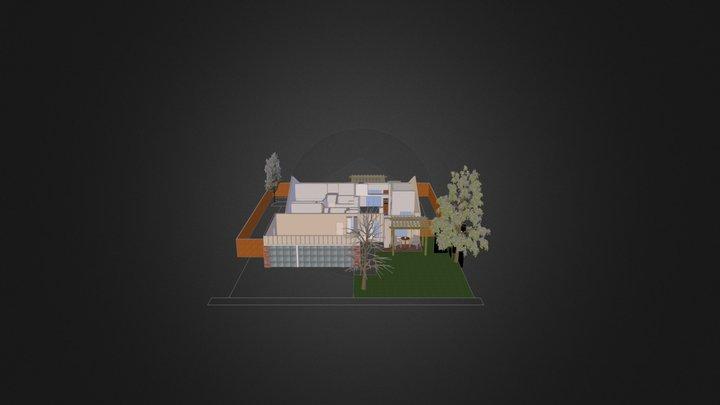 Lando Kitchen Remodel 3D Model