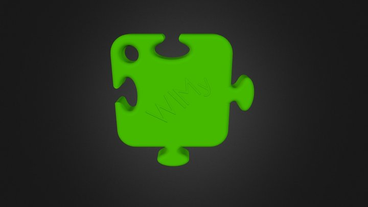 WIMy Green 3D Model
