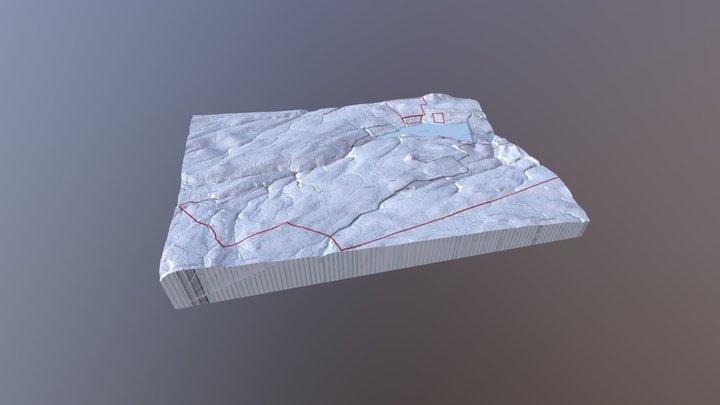 BALDERHEAD 3D Model