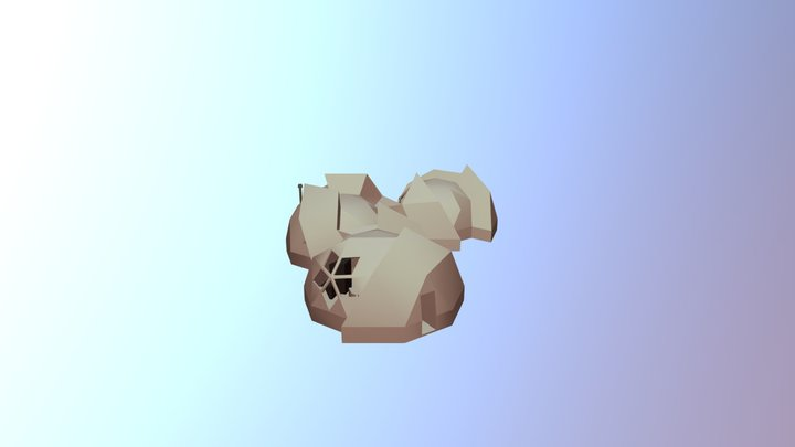 Shipping Dome 3D Model