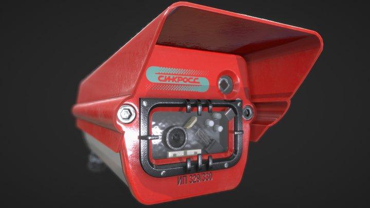 ИП 329/330 с видео функцией 3D Model