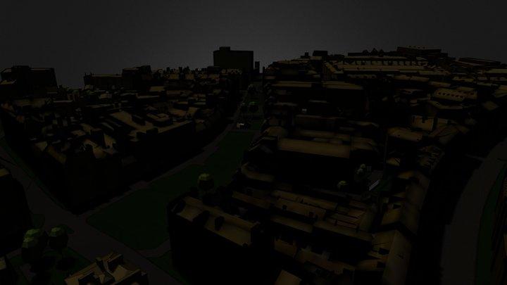 city-test 3D Model